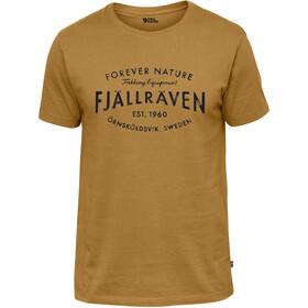 Fjällräven Est. 1960 T-Shirt Men acorn